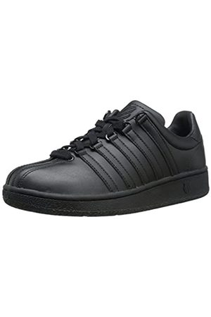 K-Swiss Damen Schuhe - Classic Vn, Damen Sneakers, (Black/Black)