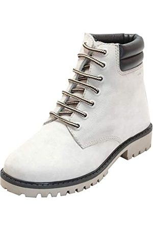 Marc Damen Schuhe - Damen Fia Chukka Boots, (White)