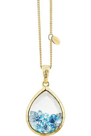 ASTRA Damen Halsketten - Kette mit Anhänger SHANGHAI