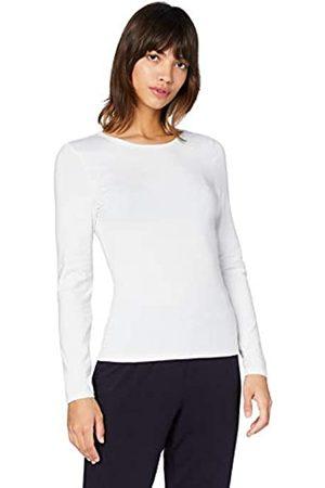 IRIS & LILLY Damen Blusen - Damen Extrawarmes Thermo-Unterhemd mit Langen Ärmeln , XS