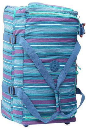 Kipling Damen Reisetaschen - Stoffbeutel/Strandtasche (Mehrfarbig) - K10990618_Line Print
