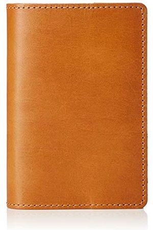 Naniwa Leather Unisex-Erwachsene L-20522 Reisepasshülle
