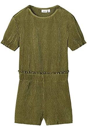 NAME IT Mädchen NKFDILUCA SS Shorts Suit Kleid