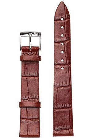 Morellato Uhren - Lederarmband für Unisexuhr THIN 16 mm A01D2860656041CR16