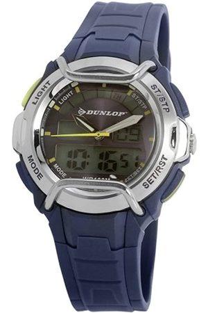 Dunlop Herren Uhren - Herrenarmbanduhr DDUN-48-G03