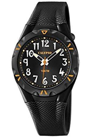 Calypso Uhren - Unisex Analog Quarz Uhr mit Plastik Armband K6064/6