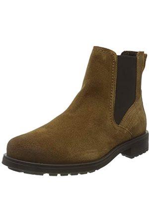 Camel Active Herren Chelsea Boots - Herren Mont Chelsea-Stiefel
