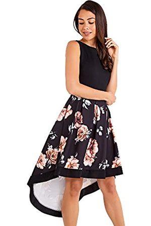 Mela Damen Cocktailkleider - Damen Dress Hi-Low cocktailkleid