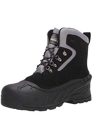 Itasca Herren Winterstiefel - Men's Lutsen Women's Leather Winter Boot Snow, Black