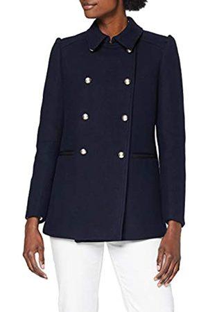 Naf-naf Damen Mäntel - Damen Asafari Wollmischungs-Mantel