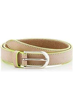 Brax Damen Style Ledergürtel Mit Neondetails Gürtel