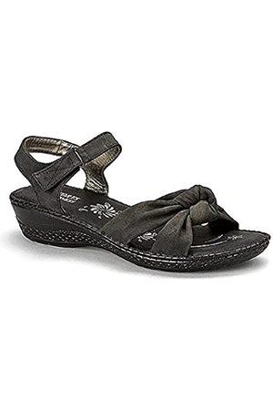 Madness Damen Sandalen - Damen-Sandale mit offenem Zehenbereich, ( 5977)