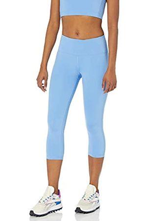 Amazon Damen Leggings & Treggings - Mid Rise Capri Every Day Fitness Leggings-Pants