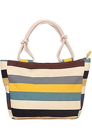 Fantastic Ryan Damen Reisetaschen - Bydenwely Strand-Reisetasche, Segeltuch, Schultertasche, Einkaufstasche, mit Reißverschluss