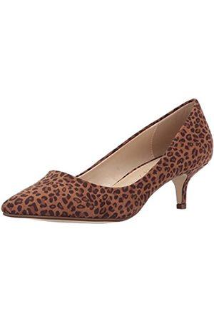 ATHENA Damen Teague Dress Pump, Braun (Hellbrauner Leopardenmuster)