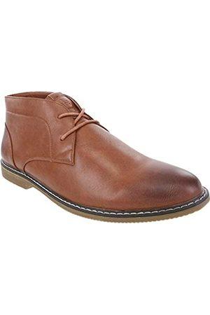 London Fog Herren Schuhe - Blackburn Chukka Herren Stiefel, (hautfarben)