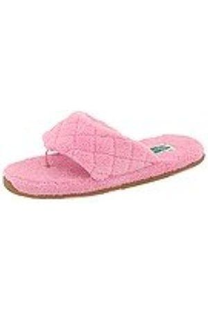 Deer Stags Damen Halbschuhe - Damen Karma Slipper, Pink (Rose)
