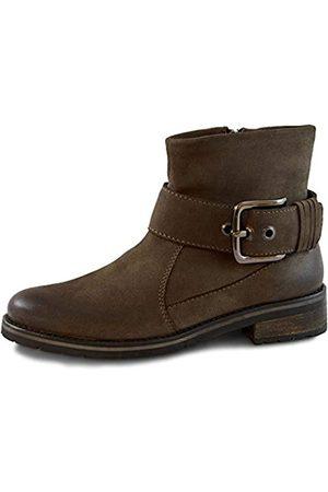 Marc Shoes Damen Schuhe Stiefeletten Stiefel Boots Lorella Rauleder (