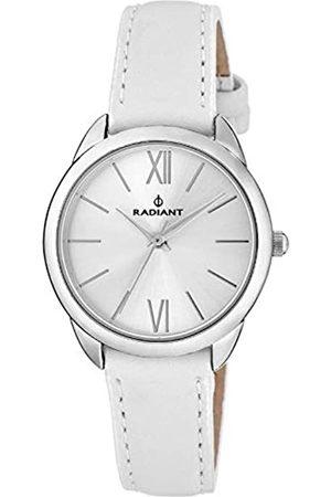 Radiant Damen Analog Quarz Uhr mit Leder Armband RA419603