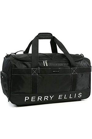 Perry Ellis Herren Reisetasche Weekender mit Schuhfach - PE-SD-A222