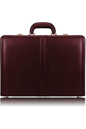 McKleinUSA Koffer - McKlein Harper 80476 Aktenkoffer aus genarbtem Rindsleder, erweiterbar, 11,4 cm