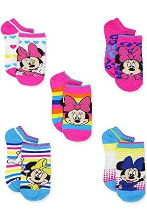 Disney Damen Socken & Strümpfe - Mickey and Minnie Mouse Multi pack Socks (Toddler/Little Kid/Big Kid/Teen/Adult)
