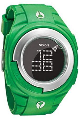 Nixon Herren Uhren - Herren-Armbanduhr XL Digital Plastik A109330-00