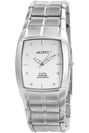 Akzent Herren-Uhren mit Metallband SS7022500010