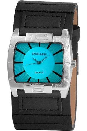 Excellanc Herren Uhren - Herren-Uhren mit Polyurethan Lederband 295023100025