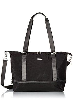 Baggallini Damen Reisetaschen - Erweiterbare Reisetasche, ( /Charcoal)