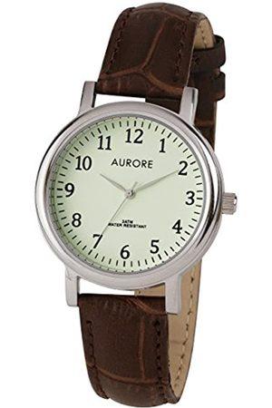 AURORE Damen Uhren - DamenAnalogQuarzUhrmitEdelstahlArmbandAF00061