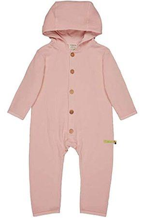 loud + proud Baby Jumpsuits - Unisex Baby feiner Waffelstruktur, GOTS Zertifiziert Overall