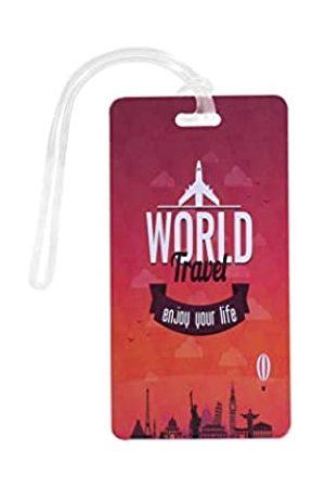 Novah World Travel Gepäckanhänger