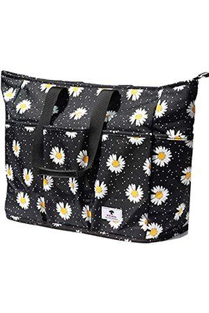 ESVAN Damen-Reisetasche mit mehreren Taschen