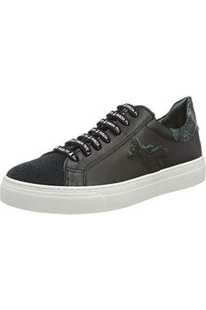 Patrizia Pepe PPJ506 Sneaker, Black + Green