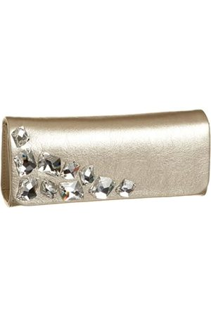 Inge Christopher Damen Accessoires - Damen Vegas Clutch, Gold (champagnerfarben)