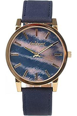 Arabians Herren Uhren - HerrenAnalogQuarzUhrmitLederArmbandHPP2145Z