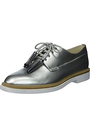 Kenneth Cole New York Damen Annie Menswear Styled Oxford-Schuh