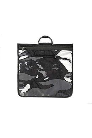 super stam Tallit Tallis and Tefillin Reisetasche, mit Tragegriff und Schultergurt, transparent