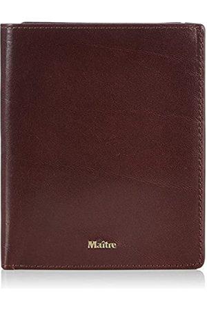 Maître Portemonnaie (HF) 4060000166 Unisex-Erwachsene Geldbörsen 11x13x1 cm (B x H x T)