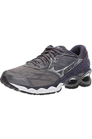 Mizuno Herren Schuhe - Herren Wave Creation 20 Running Shoe Laufschuh, Stormy Weather-Silver