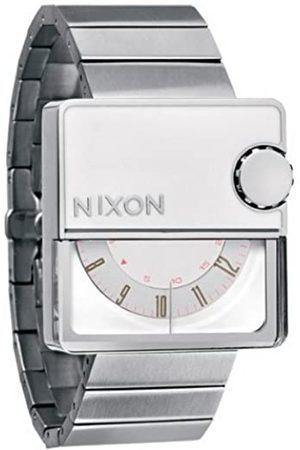 Nixon Herren-Armbanduhr Analog Edelstahl A074100-00