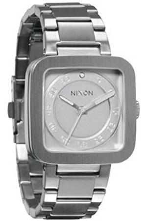 Nixon Herren Uhren - Herren-Armbanduhr Analog Edelstahl A189100-00