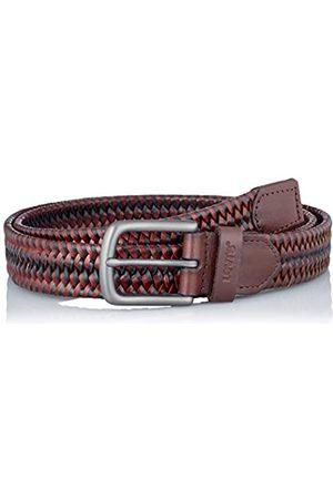Levi's Herren Gürtel - Herren Woven Leather Stretch Belt Grtel