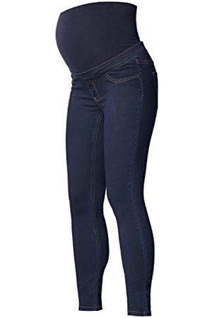 Noppies Damen Jeggings - Damen OTB Jegging Ella Midnight Blue Jeans, Blue-P306