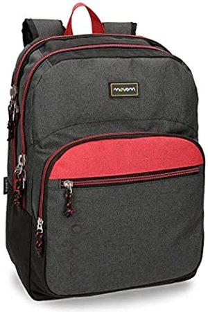 Taschen - Movom Babylon Schulrucksack mit Doppelfach 30,5x42