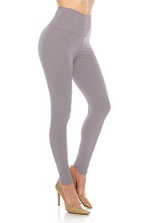 Always Damen-Leggings mit hoher Taille, hochwertig, butterweich, für Yoga, Workout, Stretch