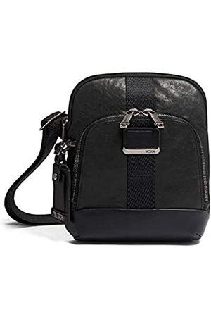 Tumi Herren Umhängetaschen - Alpha Bravo Barksdale Crossbody Bag - Leder Ranzen für Damen und Herren