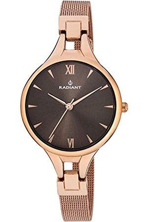 Radiant Damen Analog Quarz Uhr mit Edelstahl Armband RA423204