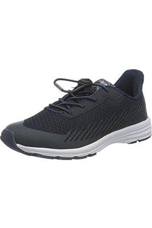 Viking Jungen Schuhe - William, Unisex-Kinder Sneaker, (Navy 5)